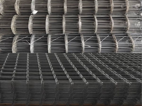 Steel Fabrics for Concrete Reinforcement